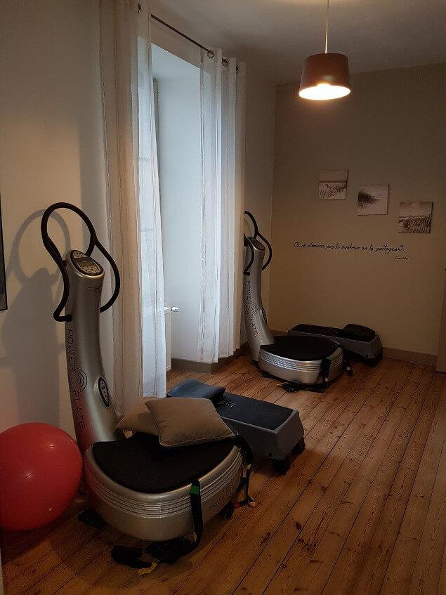 Espace Power Plate